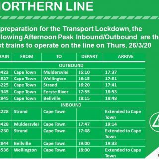 #ServiceAdvisory #NorthernLineCT  Last trains to operate on the line. Trains aft… 90932026 4254058811286339 4121171551741542400 n 320x320