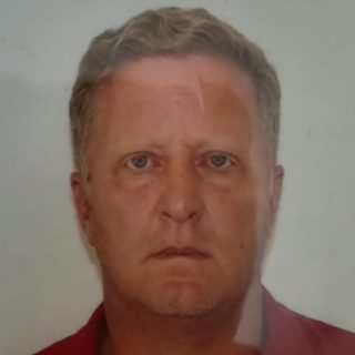 WANTED FOR MURDER   Francois Pretorius is a suspect in a murder case. He was see… 91007138 3088375297860523 1026589229188120576 o 320x320