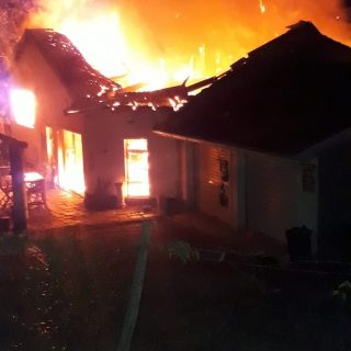 House Destroyed By Fire: Mount Moreland – KZN  A house on Charles Street in Moun… 91356052 3168241909861048 1745503627109203968 o 320x320