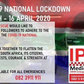 26 March 2020  COVID-19 National Lockdown   As South Africa approaches a nationa… 91381264 3731229316952341 5667152911201730560 o 320x320
