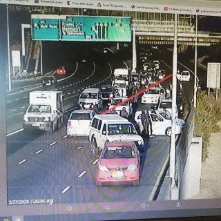Accident on the N2 outgoing… An accident at Liesbeeck Parkway – Two lanes are … 91433282 2832817883433685 1733806880679002112 o 320x320