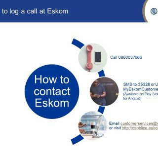 Please note that during the #lockdown period Eskom will only attend to critical … 91588418 3539977316028987 714244561584521216 n 320x320