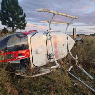 [VISCHGAT] Lucky escape following helicopter crash. – ER24 VISCHGAT Lucky escape following helicopter escape 320x320
