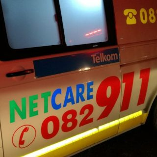 Gauteng: At 19H24 Tuesday night Netcare 911 responded to reports of a collision … 91401265 2975965339091249 2473486741101608960 o 320x320