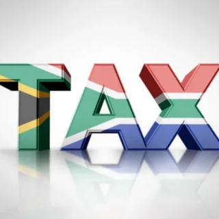 South African taxpayers to pay for ban on cigarettes and alcohol: expert | Dear South Africa Tax protest 2 320x320