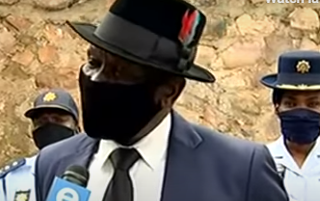 SA Lockdown: Cele wants another ban on alcohol | Dear South Africa Screenshot 2020 06 12T130345