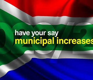It pays to keep a beady eye on municipalities – as several backtrack on tariff increases. 106559443 6189950875855 3661699112206251422 n