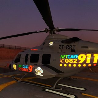 Gauteng Helicopter Emergency Medical Services: Netcare 1 a specialised helicopte… 109454306 3252082151479565 6182673709039224998 o