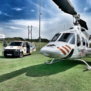 KwaZulu-Natal Helicopter Emergency Medical Services: Netcare 8 a specialised hel… 109919292 3265996470088133 3202209276304752193 o