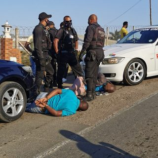 Robbery Suspects Arrested After Victim Shot: Everest Heights – KZN  Two suspects… 116255164 3471233512895218 7154651679982442060 o