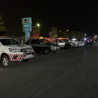 ER24 joined Public Eye Vaalpark/Sasolburg last night for a community awareness d… 116274403 3250430078351667 9191279684187747162 o