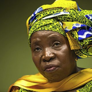 Curbs don't limit freedom, they limit Covid-19: Nkosazana Dlamini-Zuma NDZ DearSA 320x320