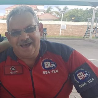 ER24 is saddened by the passing of Greg Macques.  Greg worked as a medic at the … 116745703 3280261948701813 3672588465945501715 n