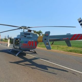 Gauteng Helicopter Emergency Medical Services: Netcare 3 a specialised helicopte… 116787543 3299919536695826 8114558212007507782 o