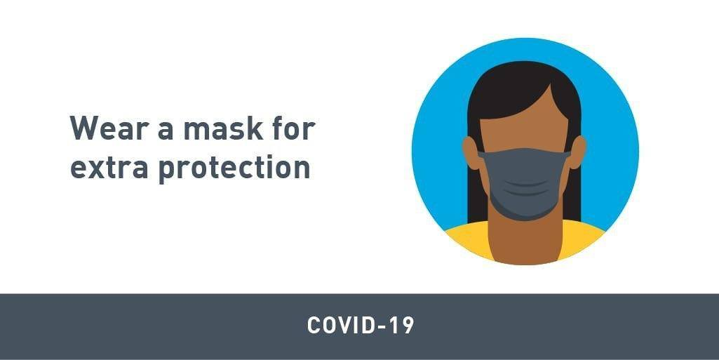 #ServiceAdvisory #Covid19SA  #WearAMask       – Together We can beat the Covid-1… 117617471 4868390543186493 1318816674573071602 o