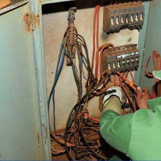 Only Eskom trained and authorized personnel are allowed to work on the power lin… 117651509 3938591899500858 9044455694513300506 o