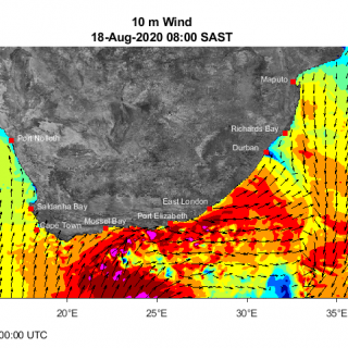 Gale force winds are expected along the SW and south coast of Western Cape and a… 117866140 1373007486235904 7312816777443561544 n