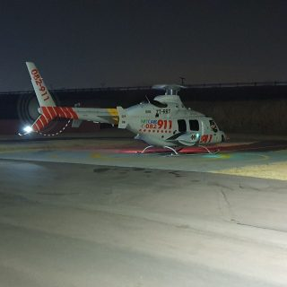 Gauteng Helicopter Emergency Medical Services: Netcare 1 a specialised helicopte… 118150265 3354498237904622 6947088248956925506 o
