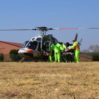 Gauteng Helicopter Emergency Medical Services: Netcare 2 a specialised helicopte… 118209604 3356575741030205 7301650163505418504 o