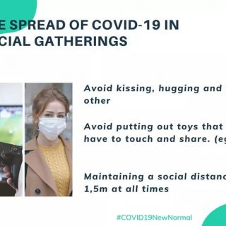 Limit the spread of COVID-19 in your social gatherings. 118267956 3360979253923187 1330523092515147194 o