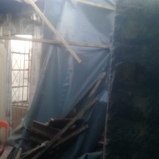 Two Injured In Roof Collapse: Tea Estate – KZN  Two men aged 51 & 25 were in… 118382236 3554789867872915 6105733637039198980 o
