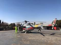 Gauteng Helicopter Emergency Medical Services: Netcare 3 a specialised helicopte… 118457663 3371015699586209 967930481142155738 o