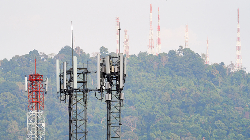 Draft 5G tower policy threatens property rights in SA communication tower 2020