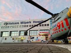 Gauteng Helicopter Emergency Medical Services: Netcare 2 a specialised helicopte… 118690724 3384146914939754 4954771594842108848 o