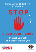 Coronavirus (COVID-19) protection, clean your hands and protect yourself and tho… 118765996 3392569434097502 3634764424995845816 o
