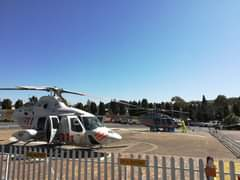 Gauteng Helicopter Emergency Medical Services: Netcare 1 a specialised helicopte… 118857090 3390323330988779 8335367280661232769 o