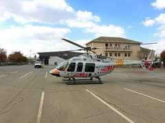 Gauteng Helicopter Emergency Medical Services: Netcare 2 a specialised helicopte… 119065678 3412146832139762 8676651551390925633 o