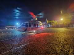 Gauteng Helicopter Emergency Medical Services: Netcare 1 a specialised helicopte… 119067387 3409773292377116 2151637824847039633 o