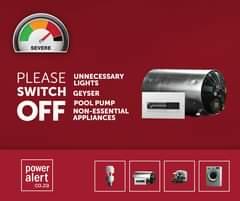 #PowerAlert   10 September 2020  17:00  Our power system is under severe pressur… 119131396 4025213824171998 208514987969619399 o