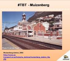 #TBT   This is Muizenberg station in 2002 . 119622381 5045705002121712 8794467034796909515 n
