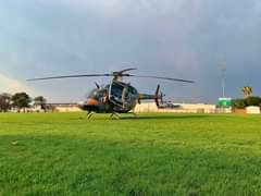 Gauteng HEMS: Netcare 2 a specialised helicopter ambulance has been activated by… 119701111 3437494346271677 5106253030811331315 o