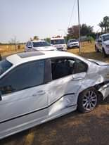 Three men have suffered moderate injuries in a collision between a bakkie and a … 119778072 3420177698043570 8590548752592504884 o
