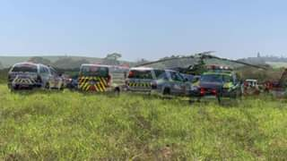 24 September 2020  Motorcyclist airlifted to hospital- Ballito  Earlier this mor… 120043004 668141547440275 4008294465224719640 n