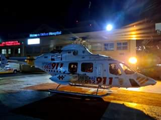 Gauteng Helicopter Emergency Medical Services: Netcare 1 a specialised helicopte… 120211374 354331362385663 6739155132230155777 n