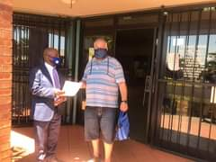 We had to intervene to assist a 70 year old male to renew his drivers' license, … 120465863 3318877411527693 2317622832053675039 n