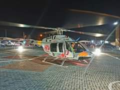 Gauteng Helicopter Emergency Medical Services: Netcare 3 a specialised helicopte… 120494622 3475604475793997 4035081307181068425 o