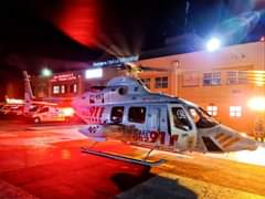 Gauteng Helicopter Emergency Medical Services: Netcare 1 a specialised helicopte… 120673986 3485154371505674 4123240524076040835 o
