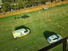 Gauteng Helicopter Emergency Medical Services: Netcare 2 a specialised helicopte… 121068041 3503224926365285 2770945816637379302 o