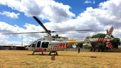 Gauteng Helicopter Emergency Medical Services: Netcare 2 a specialised helicopte… 121323125 3512245078796603 1433103777159912532 o