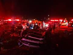 Gauteng: At 19H02 Sunday night Netcare 911 responded to reports of a collision o… 121363918 3513242268696884 108353134301081121 o