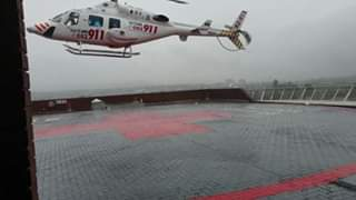 KwaZulu-Natal Helicopter Emergency Medical Services: Weather plays a crucial rol… 121719708 722605691676343 2660924627017017577 n