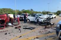 16 October 2020  1 Dead 6 injured N2 Mvoti toll – Stanger   Earlier this afterno… 121735324 4641071925968071 111533163467374858 o