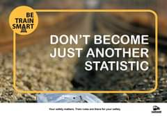 #BeTrainSmart Your Safety Matters! 122552120 5230013720357505 1962298170501554363 o