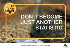 #BeTrainSmart Your Safety Matters! 123053660 5253113334714210 6010721725420618892 o