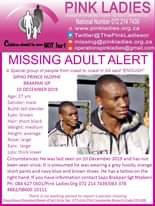 #MissingMinorsPinkLadies #ColdCase   Missing: Brakpan GP Sipho Prince Hlophe 27 … 123114126 4468581006547658 1112546034691906806 n