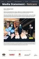 Netcare uMhlanga Hospital Media Release  Small community blood drives making a d… 123138087 3558114530876324 2905020803722765613 o